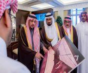 الأمير فيصل بن مشعل يشهد توقيع اتفاقية بين تعليم القصيم ومجموعة الخضير لتجهيز مركز محمد الخضير الثقافي