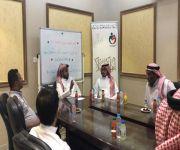 لقاء أبوي في مقر الجمعية الخيرية لصعوبات التعلم