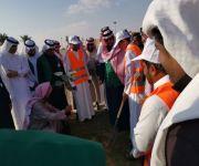 أمين منطقة القصيم يشهد انطلاقة أنشطة مبادرة التطوع البلدي
