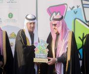 أمير القصيم يشيد بمشاركة فرع وزارة العمل والتنمية في مهرجان الربيع