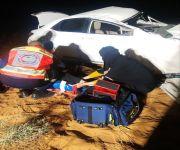 ممرضة سعودية تُنقذ أربعة أشخاص من نزيف حاد إثر حادث في حفر الباطن