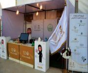الأحوال المدنية المتنقلة بالقصيم تقدم خدماتها في مهرجان ربيع البكيرية 41