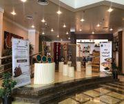 منتجات قسم الحرف و المشغولات اليدوية بمركز الأميرة نورة يشارك  في يوم المنتجات الحرفية بفندق جولدن توليب