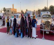 طلاب دار التوجيه الاجتماعي ببريدة يزورون مهرجان الكليجا