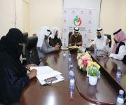 الجمعية الخيرية لصعوبات التعلم توقع عقد اتفاقية تعاون مع فريق نخبة وطن التطوعي