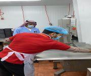 بلدية الرس تكثف إجراءاتها الوقائية والاحترازية لمواجهة فيروس كورونا