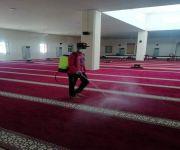 فرع الشؤون الإسلامية بمنطقة القصيم يواصل أعمال الصيانة والنظافة بمساجد المنطقة