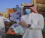 """حملة """" إفطارك في مكانك """" تواصل توزيع الإفطار على الصائمين في البكيرية"""