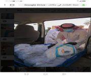 الجمعية الخيرية في محافظة البكيرية توزع يومياً 500 وجبة