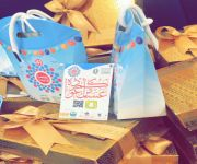لجنة التنمية الإجتماعية في محافظة البكيرية تقوم بتوزيع أكثر من 1000 هدية عيد وإيصالها للمنازل