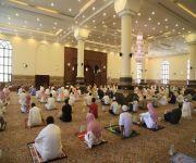 الشؤون الاسلامية بالقصيم تطبيق خطة الطواريء والازمات بالجوامع والمساجد المسانده