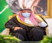 الأمير فيصل بن مشعل يطلق رابطة التطوع الصحي بمنطقة القصيم بمشاركة 2300 متطوع ومتطوعة