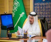 """الأمير فيصل بن مشعل يرأس """"عن بعد"""" الاجتماع السابع للجنة البيئة في القصيم"""