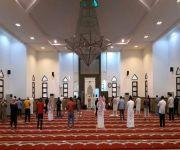 جوامع ومساجد العاصمة المقدسة تستقبل المصلين وسط إجراءات احترازية وصحية