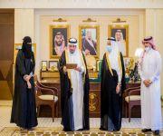 الأمير فيصل بن مشعل يدشن موقع مجلس فتيات القصيم