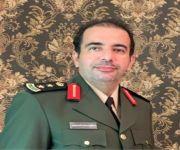 """ترقية المقدم """" صالح السديس """" إلى رتبة عقيد"""