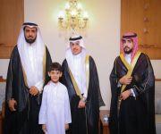 أسرة الجريّد تحتفل بزواج ابنهم