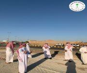 بلدية الخبراء تفتتح الميدان الرابط بين طريقي الملك فهد والملك سلمان