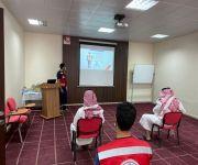 هيئة الهلال الأحمر السعودي تقيم أكثر من 80 دورة إسعافية مجانية تزامناً مع اليوم العالمي للإسعافات الأولية