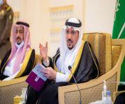 """سمو الأمير فيصل بن مشعل يكرّم الجهات الحكومية والمؤسسات الأهلية المشاركة في مبادرة """"نحو أسرة سعيدة"""""""