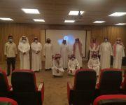 لقاءات ودورات لمنسوبي الشؤون الإسلامية بالقصيم