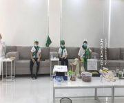 لجنة التنمية في دخنة تحتفل بالوطن