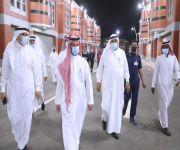 رئيس الهيئة في زيارة و جولة تفقدية للمراكز الإسعافية في منطقة مكة المكرمة