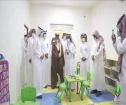 افتتاح مركز النشاط الاجتماعي بالهمجة