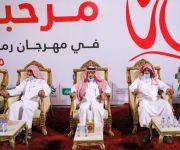 مدير عام فرع وزارة الشؤون الإسلامية بالقصيم يزور مهرجان رمان القصيم الرابع بالشيحية