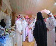 مستشفى البكيرية العام يُنفذ حملة توعوية للكشف عن سرطان الثدي لزوار مهرجان رمان القصيم