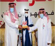 مدير مطار الأمير نايف بن عبدالعزيز الدولي بالقصيم يزور مهرجان الرمان الرابع بالشيحية