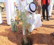 بتوجية من أمير القصيم: تدشين حملة أرض القصيم خضراء في النبهانية