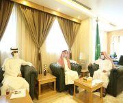 مدير عام فرع وزارة الشؤون الإسلامية بالقصيم يلتقي المهندس الفريحي