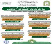 محاضرات توعوية للتحذير من جماعة الإخوان الإرهابية بمساجد المدينة