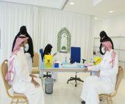 وزارة الشؤون الإسلامية تنفذ حملة التطعيم الثانية ضد الانفلونزا الموسمية