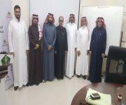 الجمعية التعاونية للبصريات تعقد اجتماعها الأول