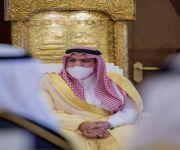 سمو أمير القصيم يوجّه مسؤولي القطاعات الحكومية والأمنية ومحافظي المنطقة بعدم التهاون في تطبيق الاجراءات الاحترازية والوقائية