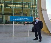 السفير الفرنسي يوثق رحلته البرية من الرياض للقصيم بفيديو وتغريدة