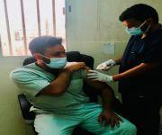 تدشين مركز صحي الزهراء بالبكيرية كمركز للقاحات كورونا