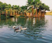 باركت مبادرة الاستزراع المجانية للأسر المحتاجة :- الأميرة غادة تزور بحيرة راك بالبدائع