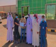 مستشفى الاسياح العام يبدأ خدمة توصيل الأدوية عبر البريد السعودي