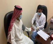مكتب العمل بالقصيم بالتعاون مع التجمع الصحي ينفذ حملة التبرع بالدم