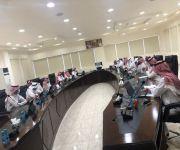 المجلس البلدي بمحافظه الأسياح يستضيف فريق من وزاره النقل ويعقد جلسته رقم ٨٠
