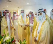 سمو أمير القصيم يفتتح مبنى التعليم ويدشن الوقف التعليمي بحضور وزير التعليم