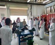 """بتنظيم من """"التدريب التقني"""" أعضاء مجلس إدارة (إعلاميون) يزورون معهد الألبان والأغذية"""