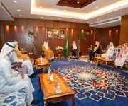 وزير الشؤون الإسلامية يستقبل سفير دولة الإمارات لدى المملكة