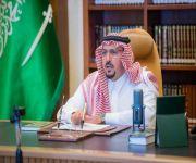 سمو أمير القصيم يطلق حملة اللجنة الوطنية لرعاية السجناء والمفرج عنهم وأسرهم تراحم
