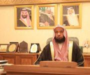 بقرار من معالي وزير الشؤون الإسلامية :- التمديد للشيخ عبدالرحمن بن إبراهيم السويلم مديرا عاما لفرع الوزارة بالقصيم لمدة عام