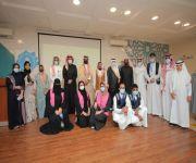 برعاية كريمة من الأمير سعد بن فهد بن سعد بن سعود بن عبد العزيز لحفل كسوة