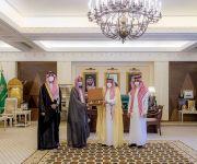 سمو أمير القصيم يتسلّم التقرير السنوي لفرع وزارة الشؤون الإسلامية والدعوة والإرشاد بالمنطقة